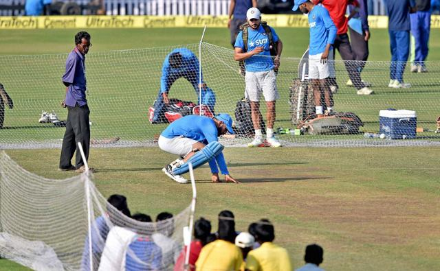 Ranchi will host a Test match between India and Australia in 2017.