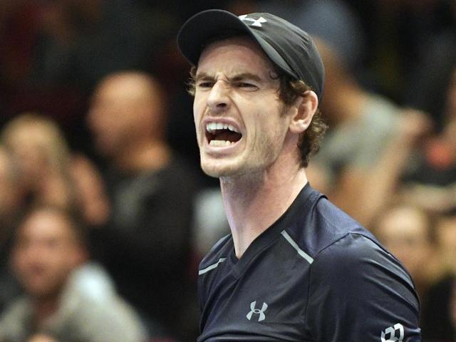 Vienna Open,Andy Murray,Novak Djokovic