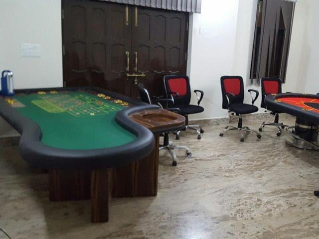 casino,vasant kunj,delhi gambling racket