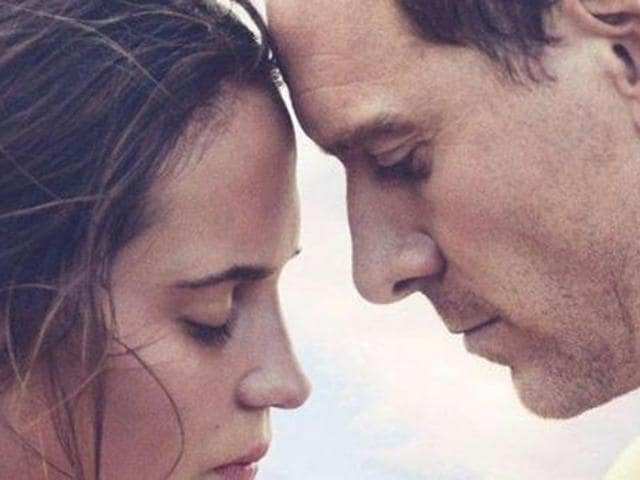 The real-life couple met while playing on-screen spouses in The Light Between Oceans.