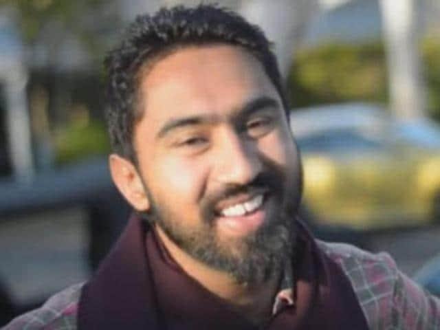 29-year-old Punjab-born bus driver Manmeet Alisher.