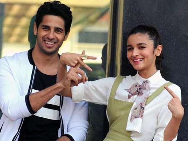 Sidharth and Alia debuted in Bollywood with 2012 film Student Of The Year.