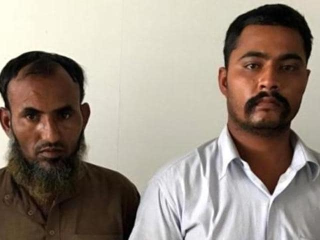 Border Security Force,Mehmood Akhtar,Maulana Ramzan Khan