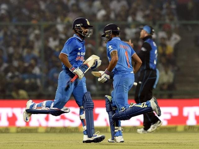 India vs New Zealand ODI series,Ajinkya Rahane,Manish Pandey