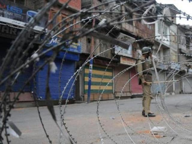 Curfew has been imposed in Nowhatta, Khanyar, Safakadal, Rainawari and Maharaj Gunj in the old city and Batamaloo in uptown.