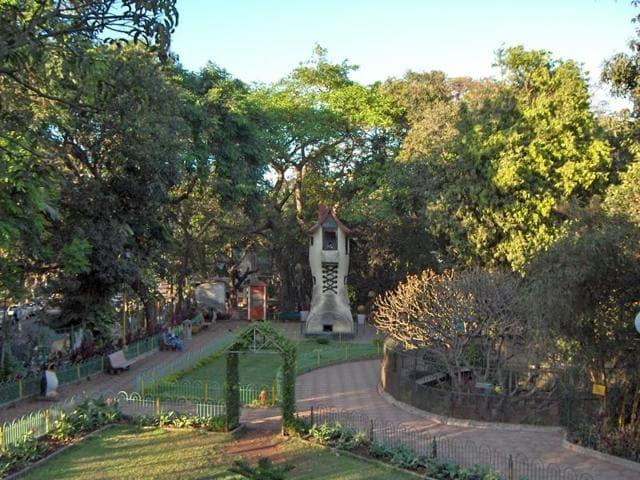 Hanging Garden,Kamala Nehru Park,BMC
