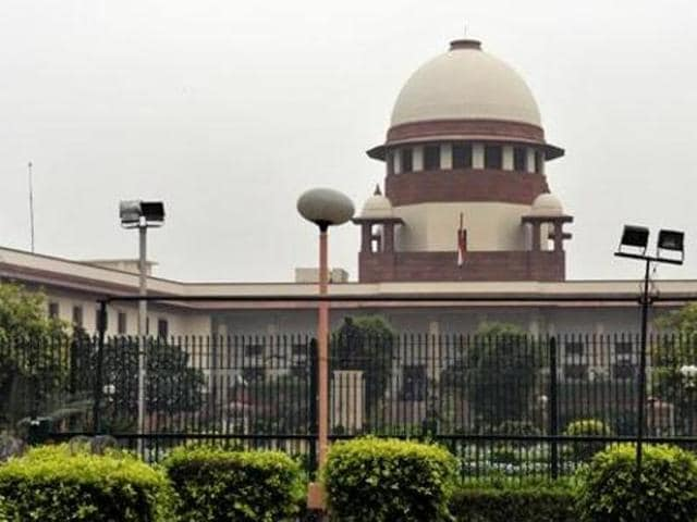 The Centre and the Supreme Court are at loggerheads since the SC struck down the national judicial appointments commission act .
