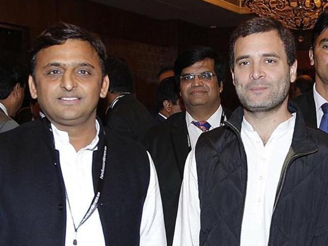 Akhilesh Yadav,Rahul Gandhi,Uttar Pradesh polls