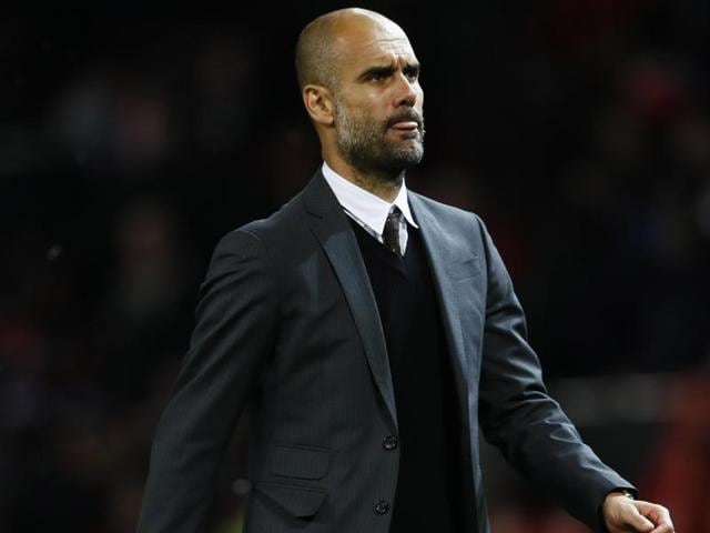 Guardiola has gone six games without a win for the first time in his managerial career.