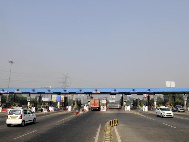 Thursday rush hour came minus the long queues, which had become a regular sight at the toll booths over the past decade.