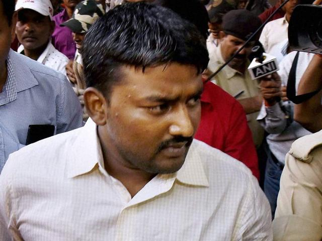 The Supreme Court on Friday put on hold the high court order that permitted Rocky Yadav's release on bail.