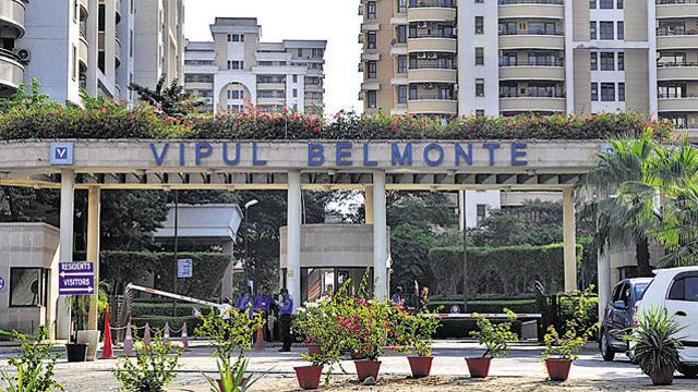 Some residents of Vipul Belmonte approached the district registrar in May challenging the per square feet systems of levying maintenance charges.
