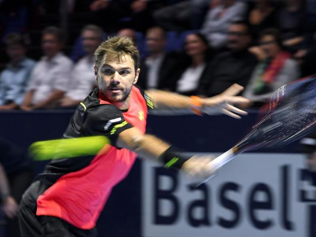 Wawrinka returns to the quater-final in Basel for the first time in five years.