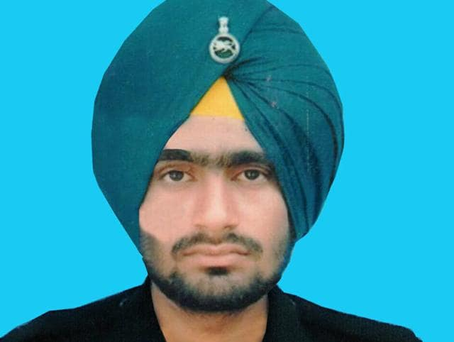 Mandeep Singh, a 30-year-old Indian soldier, was killed and his body mutilated by militants along the LoC on Friday night.