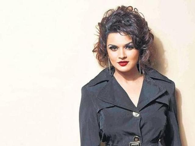 Aashka Goradia is currently seen in popular television show Naagin.