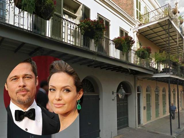Pitt and Jolie purchased the home in 2007 after Hurricane Katrina for $3.5 million.