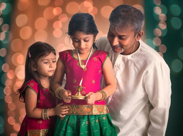 Diwali,Safe,Children