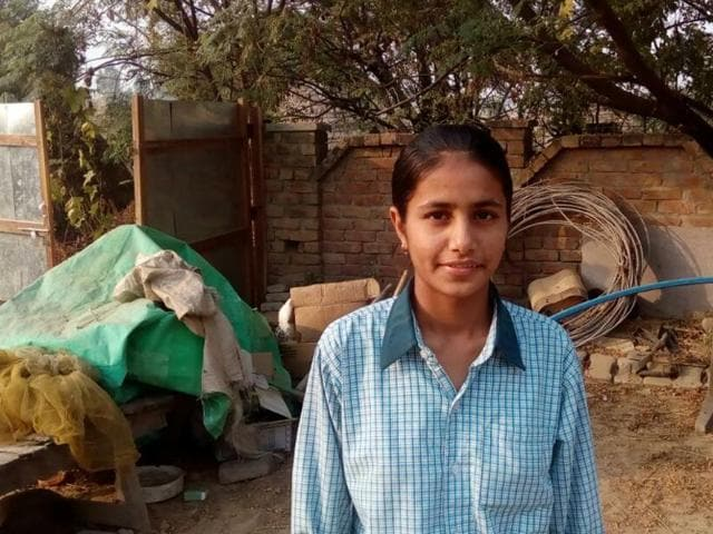 16-year-old Sonali Sheokand will be awarded with Rs 11,000 by the Haryana State Pollution Control Board for reporting the case of stubble burning by her father.