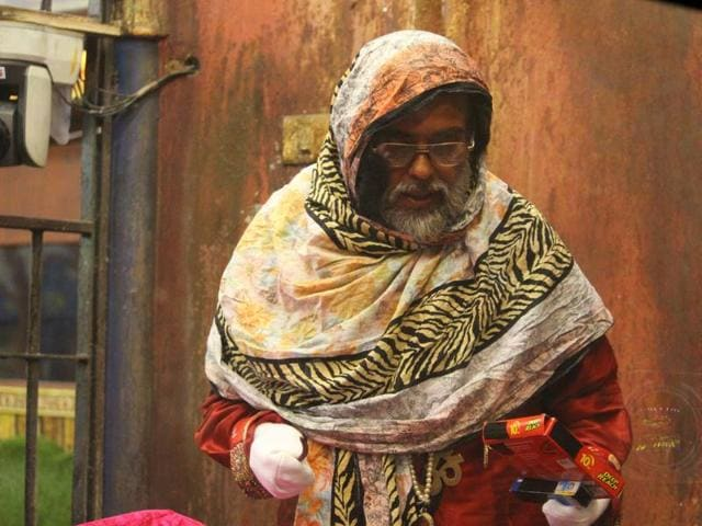 Swamiji has often shocked people during his stint inside the house - he has claimed he stopped missile attacks on India uusing his tantrik tricks and also said that a film is being made on him with an estimated budget of Rs 100 crore.