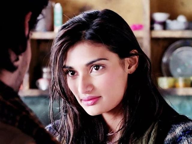 Athiya Shetty debuted in Bollywood with Hero.