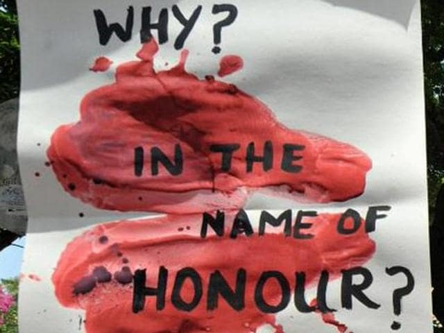 Honour killing,Dalit,murder