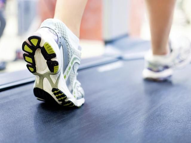 Switch To Lighter Shoes On The Treadmill You Will Run Faster And More Hindustan Times