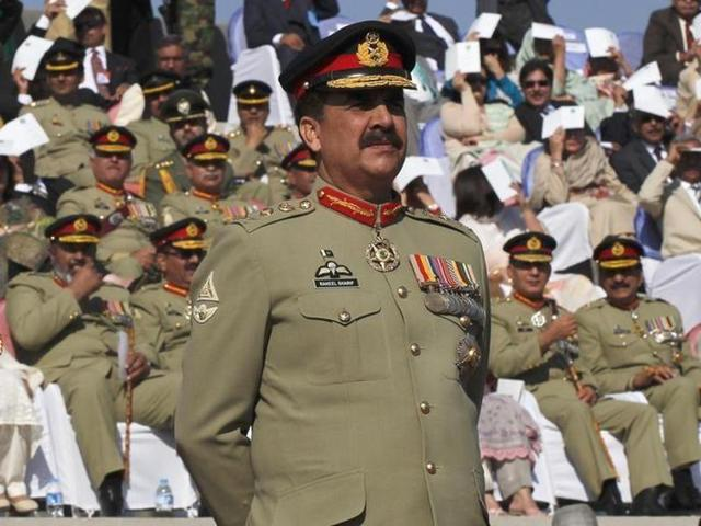 Recounting the Pakistani military's pervasive role in public life, speakers at a conference in Britain said the army was now involved in image and narrative management.