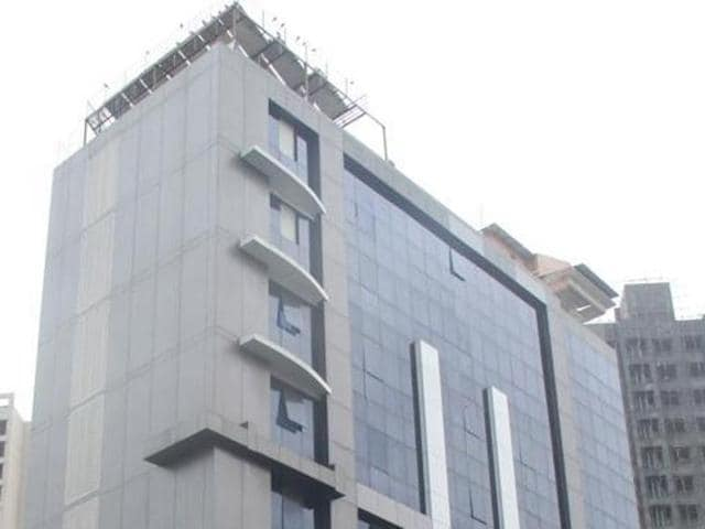 Delta IT Park in Mira Road, which house the call centres.
