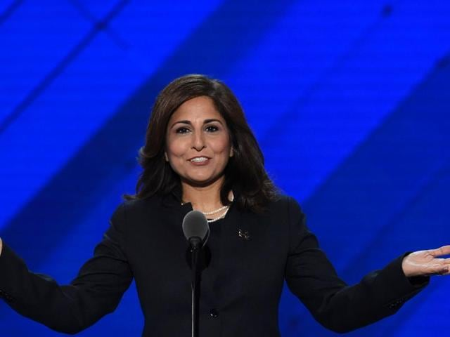 Neera Tanden, who studied law at Yale, worked with Clinton during her run for the senate and was her policy director during her presidential campaign in 2008. She went on to work for President Barack Obama as a senior policy adviser.