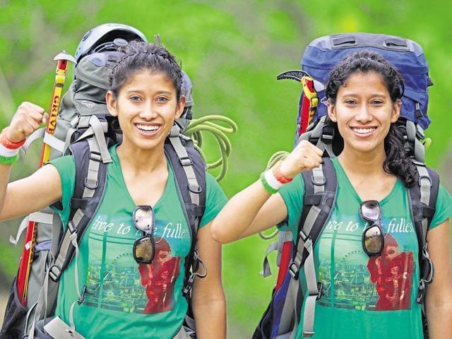 Uttarakhand news,Everest twins,Nungshi and Tashi Malik