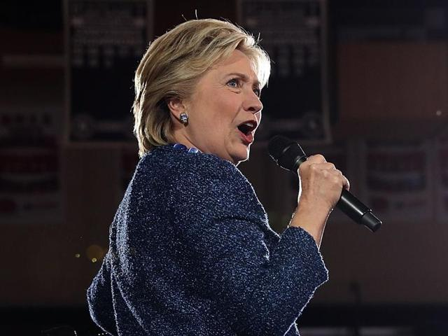 Democratic presidential nominee Hillary Clinton said on Friday she was confident whatever the FBI may find would not change its conclusion from earlier this year — that her use of a private email system as secretary of state did not merit prosecution.(AFP)