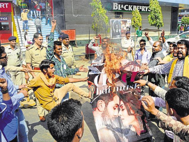 Bhopal,MP,Ae Dil Hai Mushkil