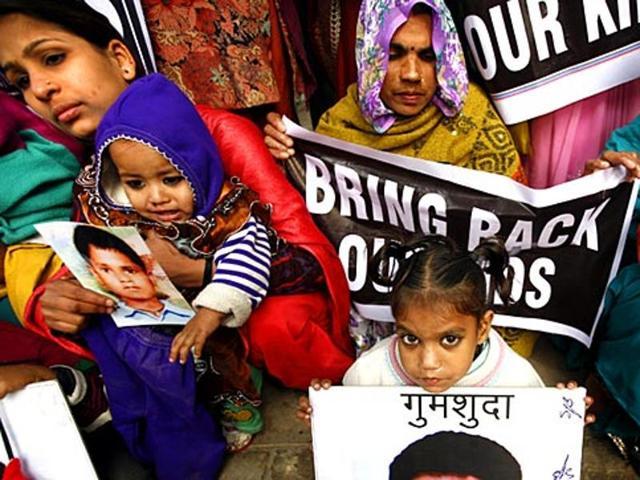 missing children,delhi police,operation smile
