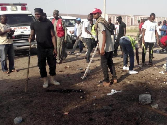 Boko Haram,Bombing in Nigeria,Nigeria's army