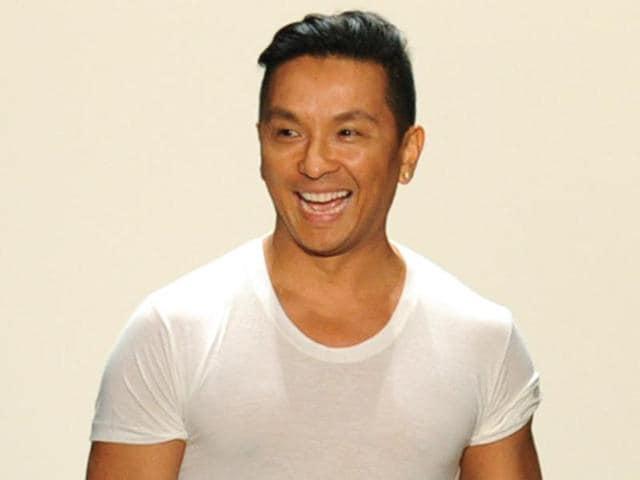 Prabal Gurung says he grew up watching Hindi movies.