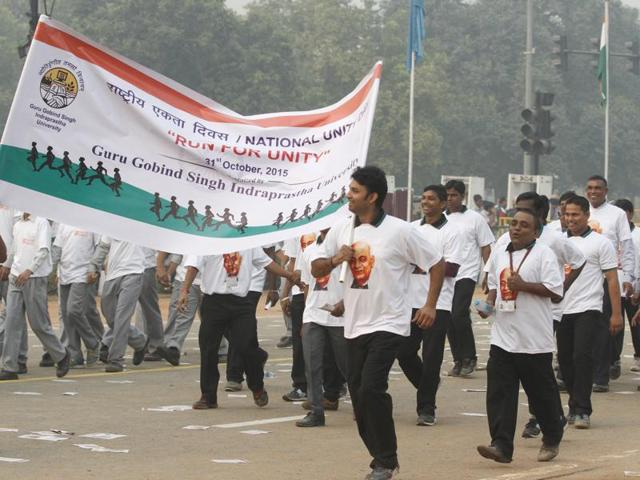 Run for Unity,Sardar Patel,Anniversary