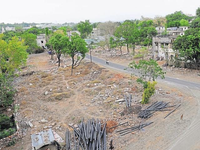 North TT Nagar area chosen to be developed under Smart City Project in Bhopal.