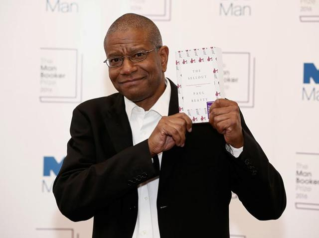 Man Booker prize 2016,Paul Beatty,The Sellout