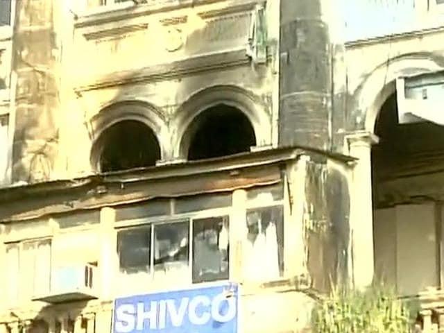 Mumbai,Mumbai fire,PD Mello road