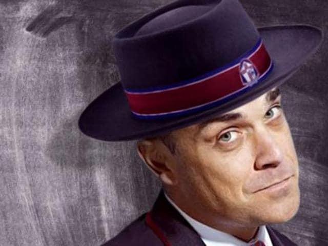 Robbie Williams married actor Ayda Field in 2010.