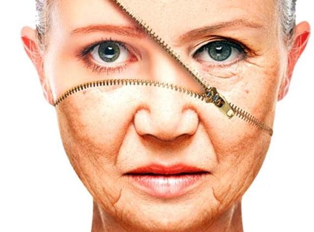 Ageing,Skin problems,Problems of ageing