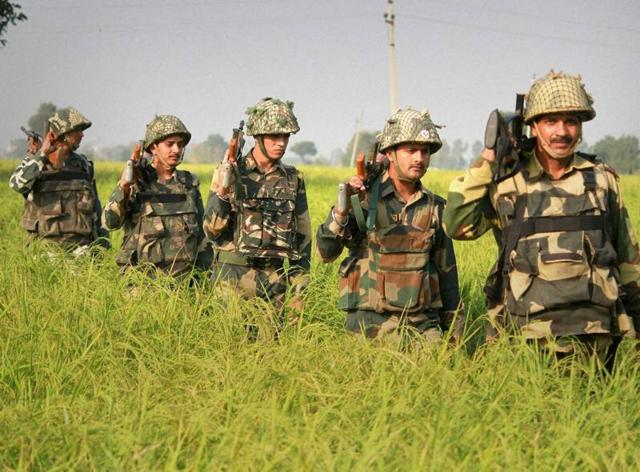 International Border,India-Pakistan ties,Ceasefire violation