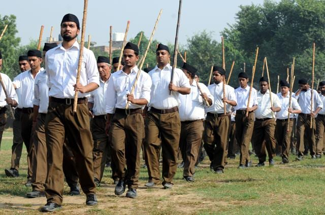 Rashtriya Swayamsevak Sangh,BJP,RSS Outreach