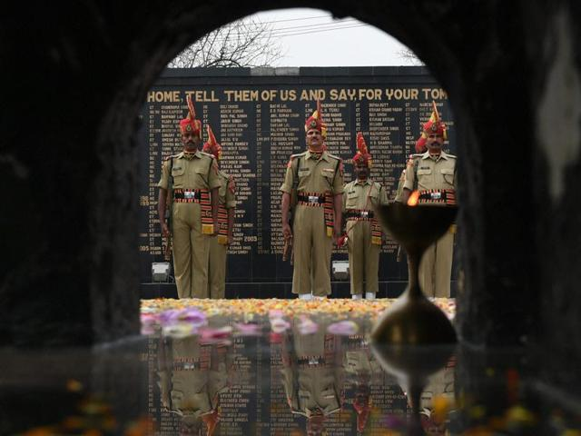 Diwali,BSF,Heightened tension