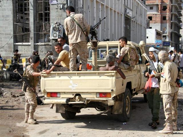 Yemen,Houthi rebels,Abd-Rabbu Mansour Hadi