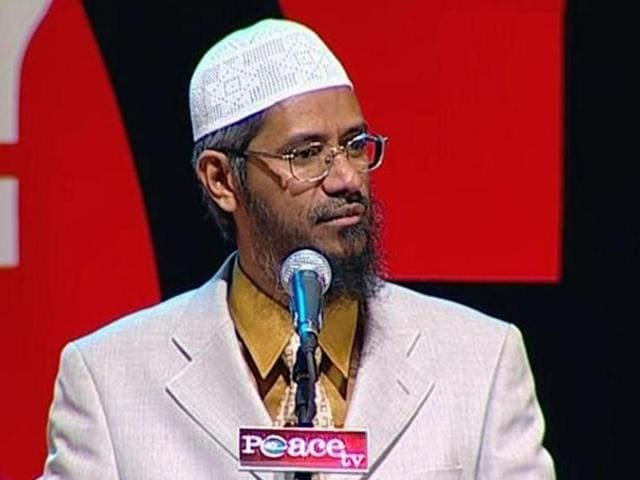 Zakir Naik's father Abdul Karim Naik passed away at his home here early this morning after suffering a cardiac arrest.