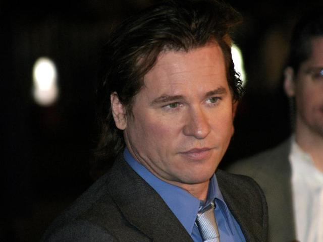Val Kilmer starred as Batman in Batman Forever and opposite Robert De Niro and Al Pacino in Heat.