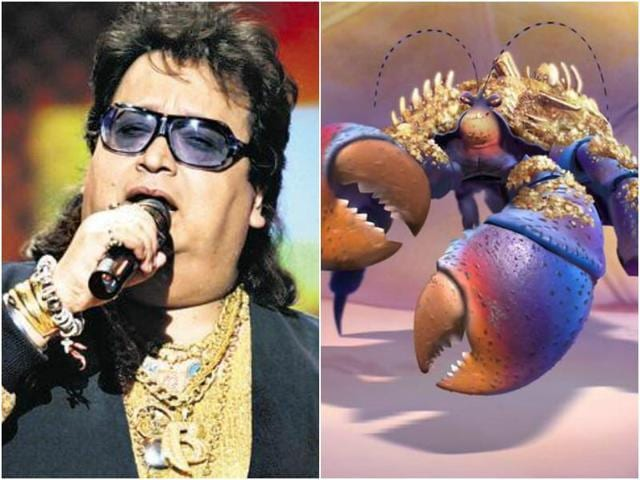 Lahiri has not only composed the song but he will also voice the dialogues and sing for the character of Tamatoa, a giant crab with a fondness for shiny treasures.