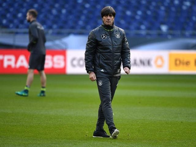 Having won a fourth World Cup in Brazil two years ago but lost to hosts France in the Euro 2016 semi-finals in July, one of Loew's goal is to win their first European crown since 1996.