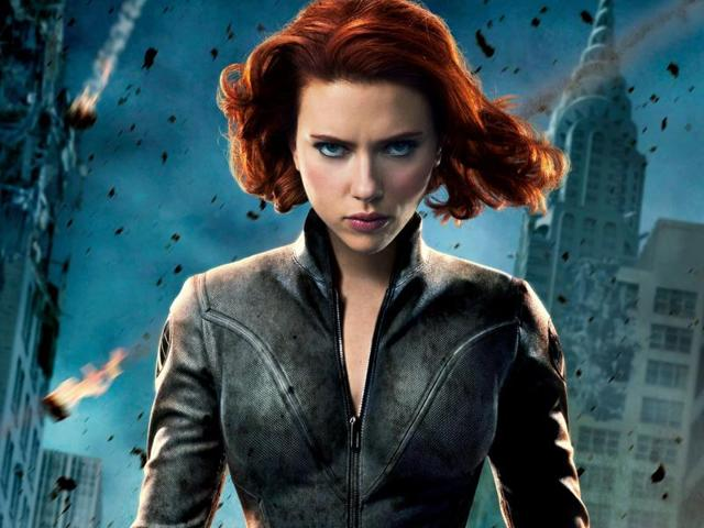 captain marvel and black widow signal the coming of female superhero